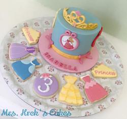 Princess Cake & Cookies