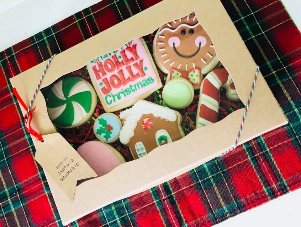 Boxed Cookie Set