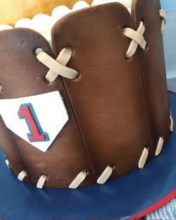 Baseball Cake 2