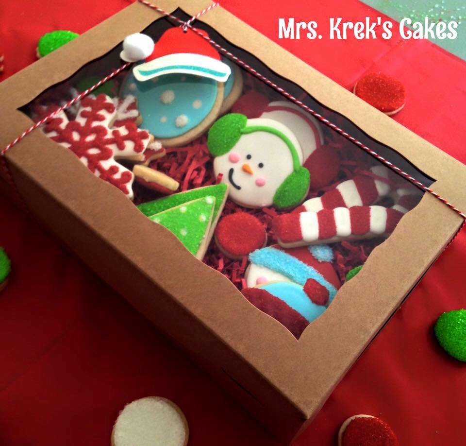 Cookie Gift Box 2015