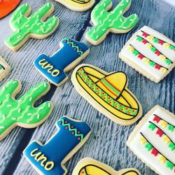 Fiesta Cookies