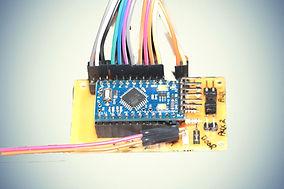 Arduino Pro Mini on custom board
