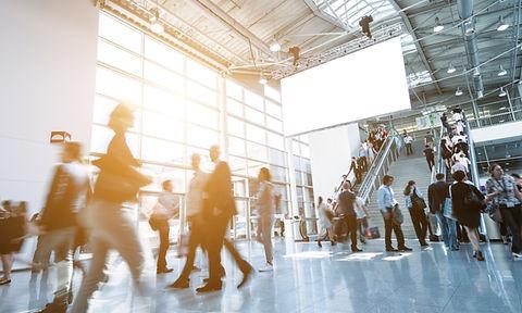 Trade Show Conferência