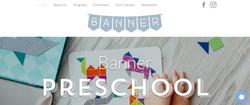 Banner Preschool Website