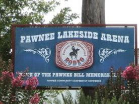 Lake Side Arena sign.JPG
