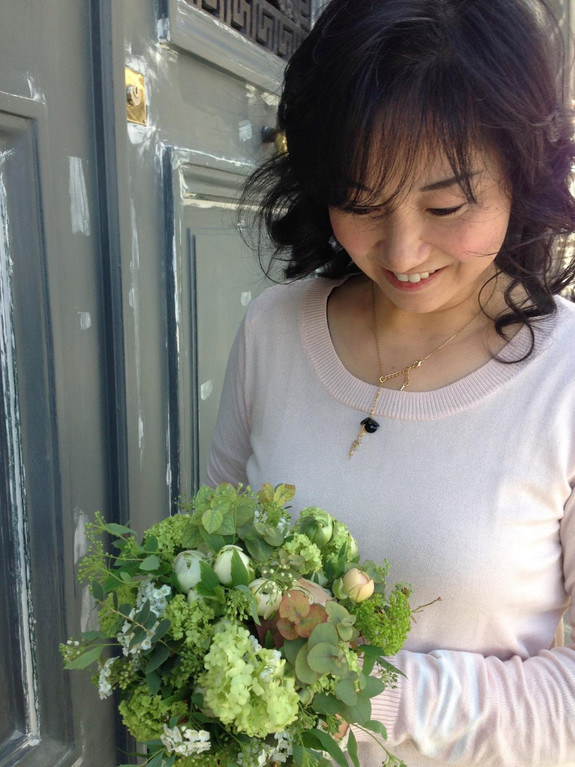 """This is the first time  """"Petit Rose Jardin Official Blog"""""""