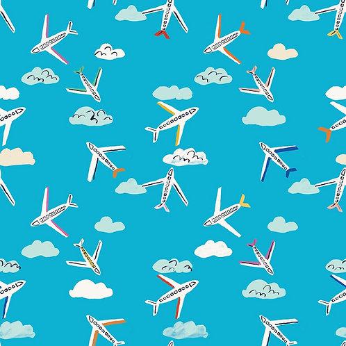 Dashwood Studio Lazy Days Planes in Sky