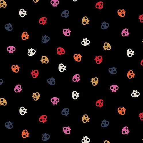 Dashwood Studio Full Moon Mini Skulls in Black (£3.25fq/£13.00pm)