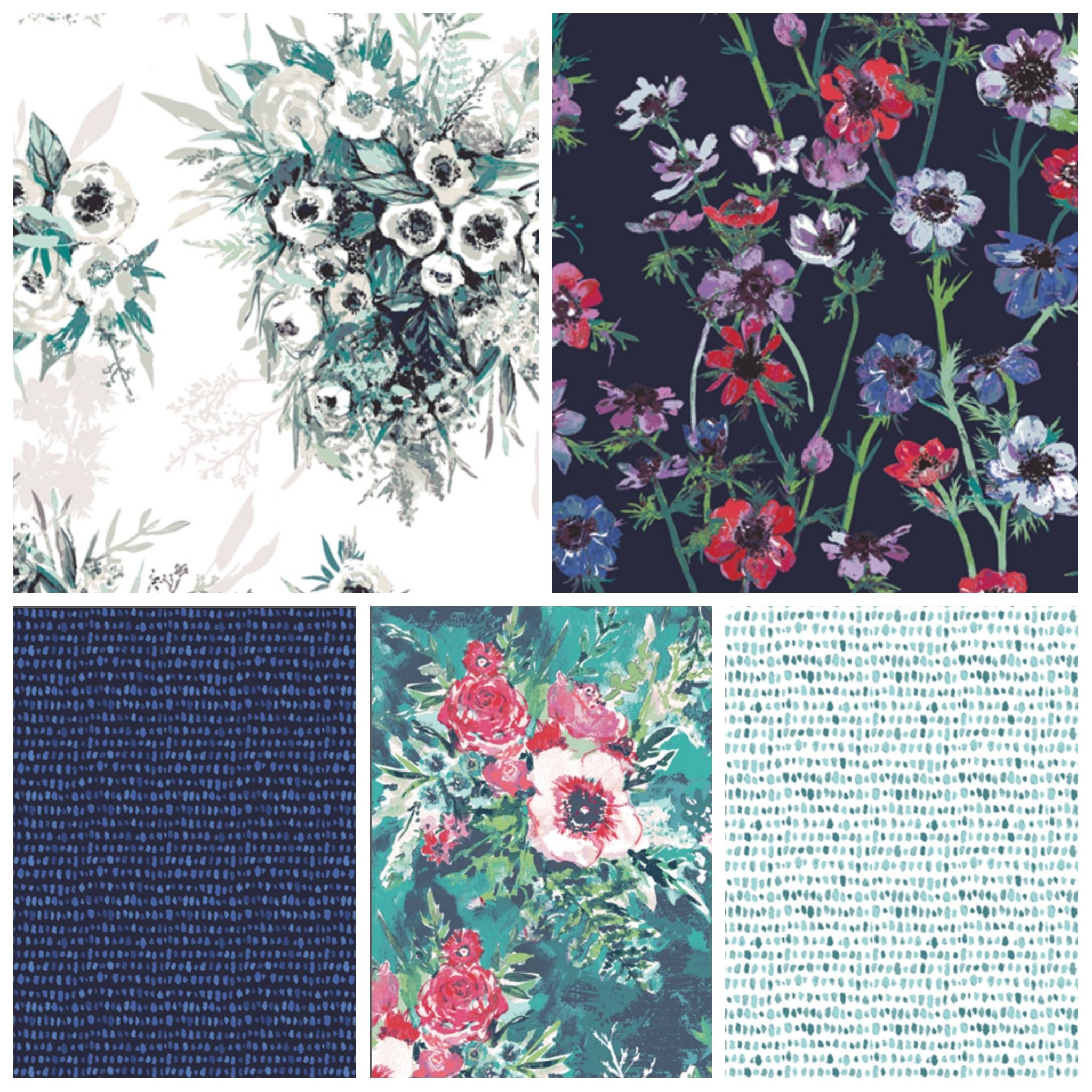 Aquarelle by Art Gallery Fabrics