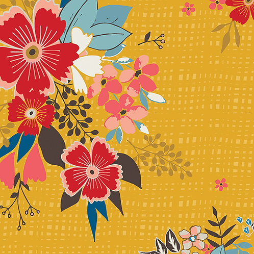 Art Gallery Fabrics - Sun Kissed Summer Dress Dreams in Ray