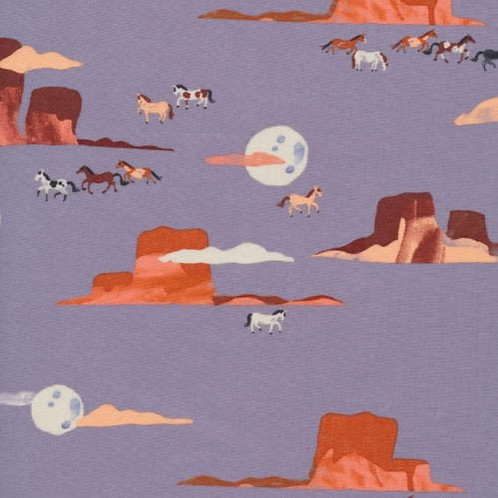 Cloud9 Moonlit Mustangs Arid Wilderness -  (£3.95fq/£15.80pm)