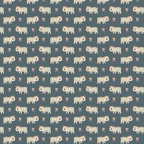 *Pre-Order* Dashwood Studio Nordiska Bears in Charcoal (£3.25fq/£13.00pm)