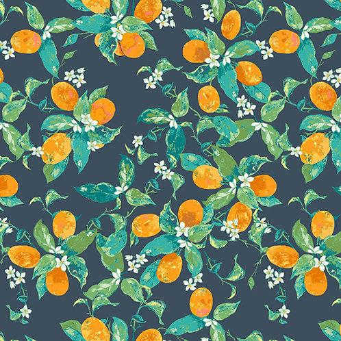 Floralish Art Gallery Fabrics - Dancing Fortunella