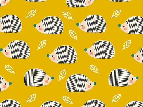 *Pre-Order* Dashwood Studio Acorn Wood Hedgehogs Mustard(£3.25fq/£13.00pm)