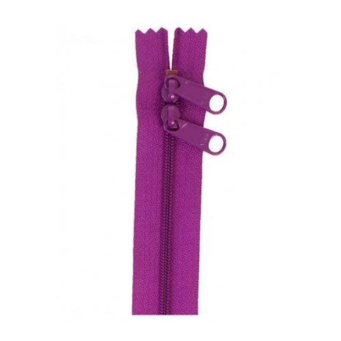 "30"" Double Slide Bag Zipper Tahti By Annie"