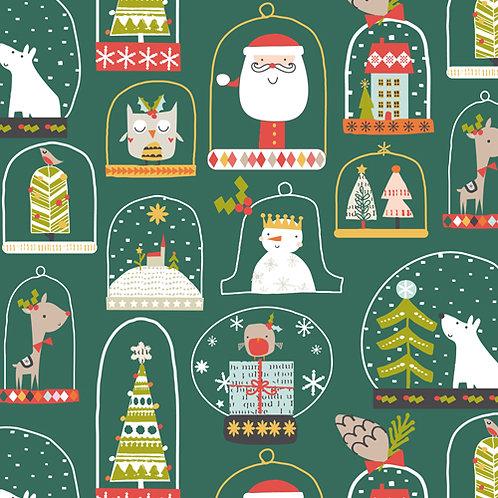 Dashwood Studios Christmas Party - Snow Globes