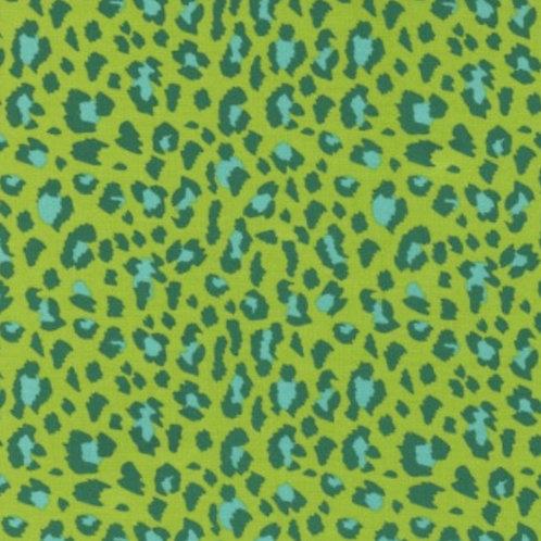 *PRE-ORDER* Jungle Paradise Leopard Print in Seedling £3.75fq/£15pm