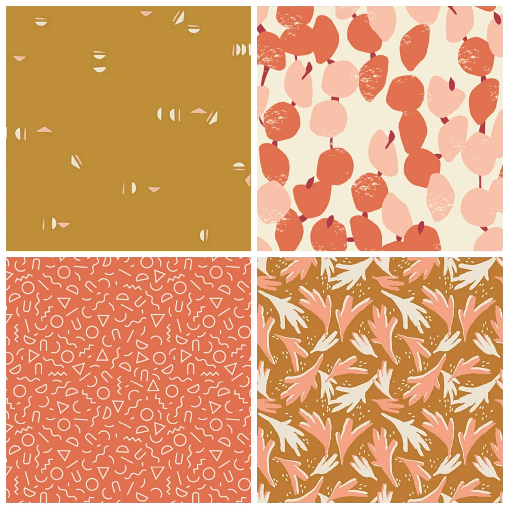 Art Gallery Fabrics Terra Kotta