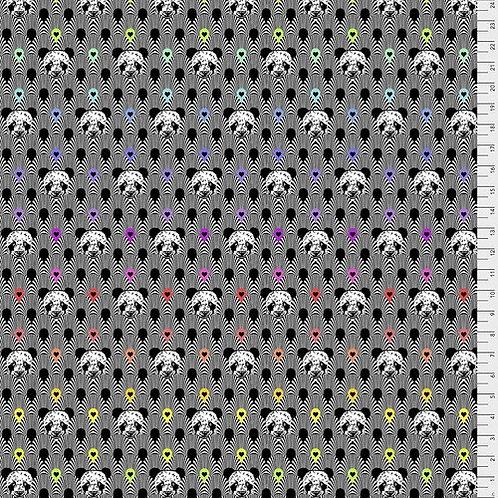 Tula Pink Linework - Pandamonium Ink