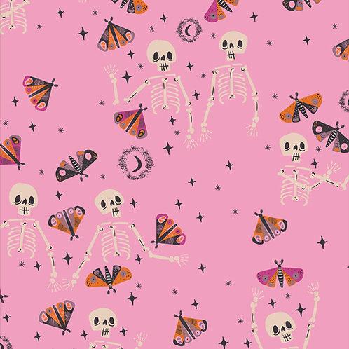 *Pre-order* Bone To Be Wild Spooky & Sweeter Art Gallery Fabrics (£3.60/£14.40)