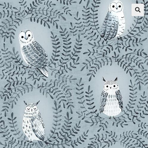 *Pre-Order* Dashwood Studio Nightfall Owls in Leaves (£3.25fq/£13.00pm)