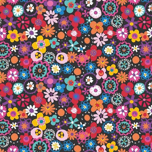 49cm Bolt End Dashwood Studios Fiesta - Folksy Florals