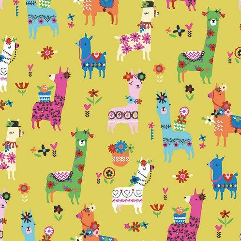 Dashwood Studios Fiesta - Llamas