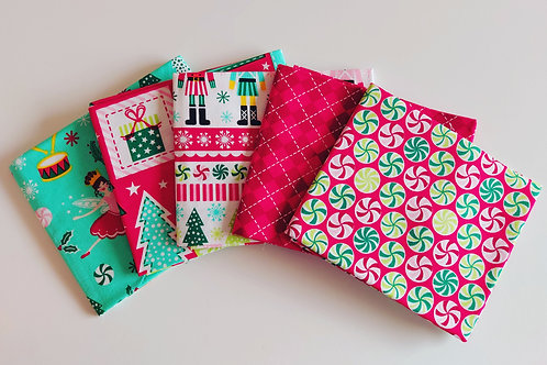 Christmas Fat Quarter Bundle