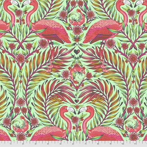 *Pre-Order* Tula Pink Daydreamer Pretty in Pink Mango (£3.75fq/£15pm)