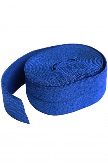 Fold-Over Elastic 20mm 2 Yard Package in Blastoff Blue By Annie