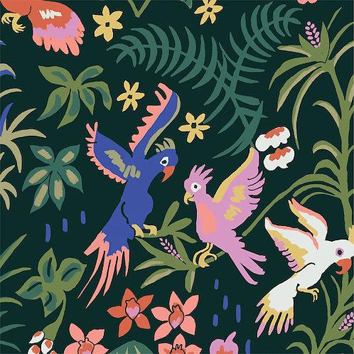Cloud9 Exuberant Cockatoos from The Garden of Eden Collection