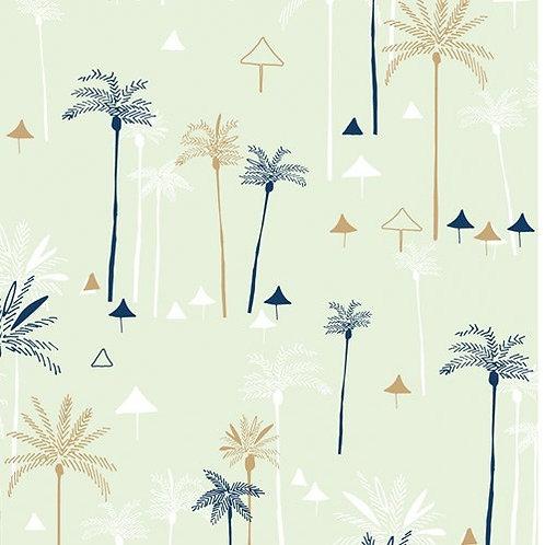 Dashwood Studios Ocean Drive - Palm Trees (Metallic)