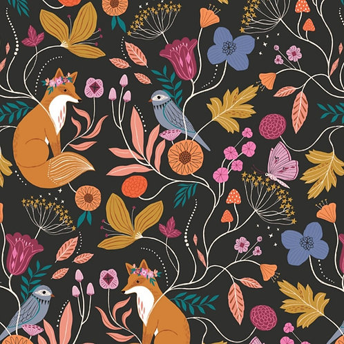 *Pre-Order* Dashwood Studio Wild Foxes Black (£3.25fq/£13.00pm)