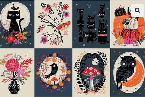 Dashwood Studio Full Moon Halloween Panel (£9.75)