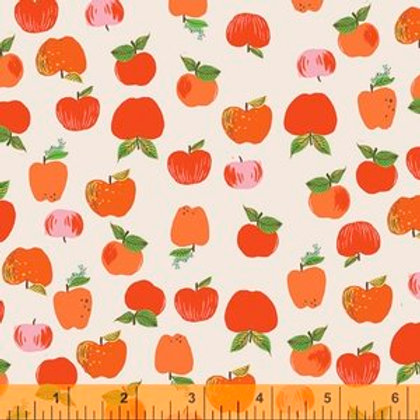 Windham Fabrics Apples in Red - Heather Ross' 20th Anniversary