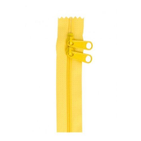 "30"" Double Slide Bag Zipper Dandelion By Annie"