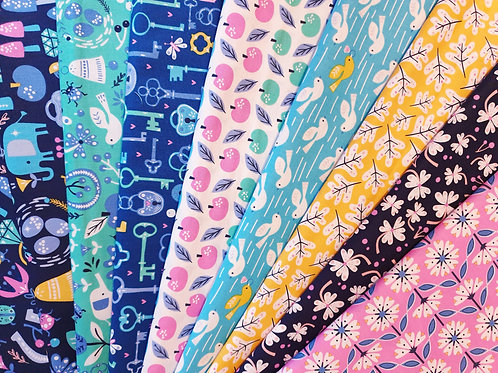 Dashwood Lost Treasures Fat Quarter Bundle