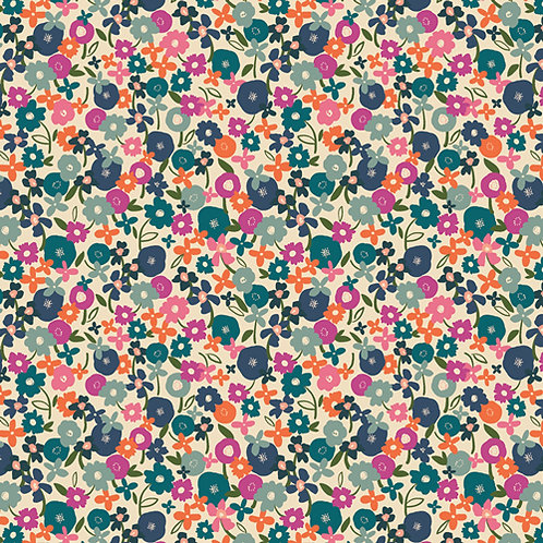 Art Gallery Fabrics Trouvaille - Posy Morning Light