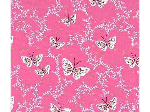 Michael Miller Garden Gals - Sprinkling Pink