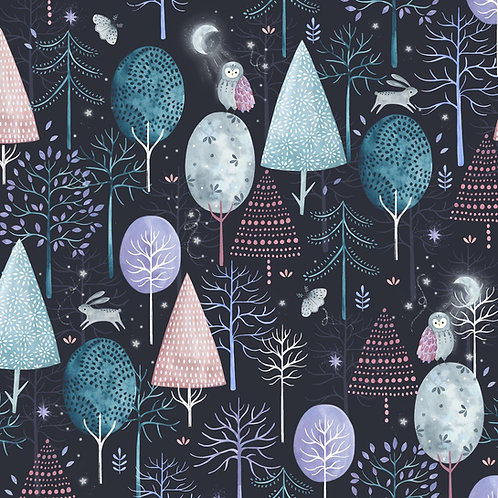 *Pre-Order* Dashwood Studio Nightfall Trees & Owls (£3.25fq/£13.00pm)