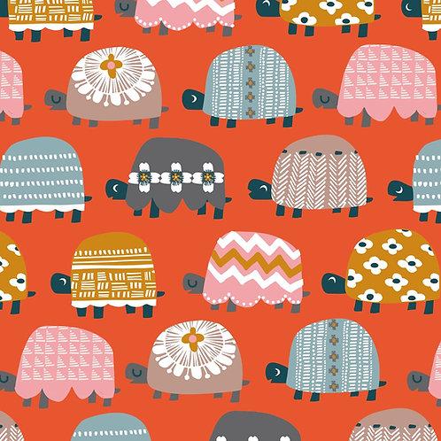 Dashwood Studio Hibernate - Turtles in Red