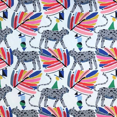 Nerida Hansen Lillian Farag Jungle Jingle White (£11.50 1/2m / £23pm)