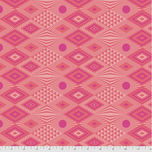*Pre-Order* - Tula Pink Daydreamer - Lucy in Dragonfruit (£3.75fq/£15pm)