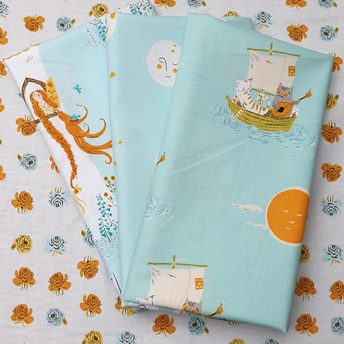 Windham Fabrics Far Far Away 2 Fat Quarter Bundle