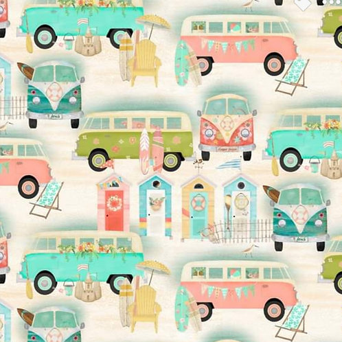 3 Wishes Beach Travel - Camper Vans