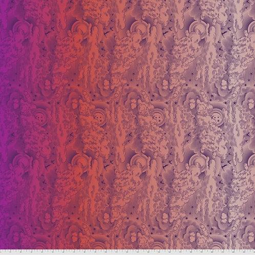 *Pre-Order* Tula Pink Daydreamer Fluffy Little Clouds Dragonfrui (£3.75fq/£15pm)