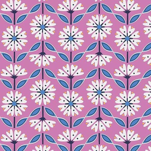 Dashwood Studios Lost Treasures - Flower Vines Pink
