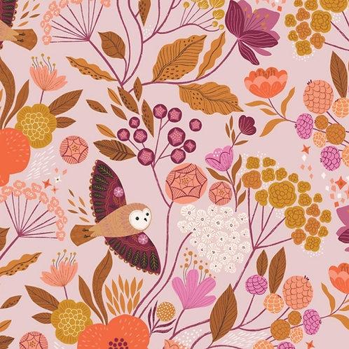 *Pre-Order* Dashwood Studio Wild Flying Owl Lilac (£3.25fq/£13.00pm)