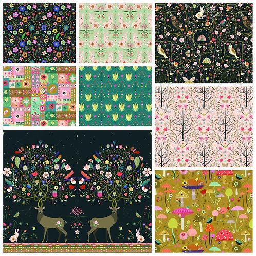 *PRE-ORDER*  Dashwood Studio Tree of Life Fabric Bundle