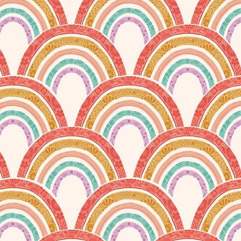 Dashwood Studio Good Vibes Rainbows in Multi (£3.25fq/£13.00pm)